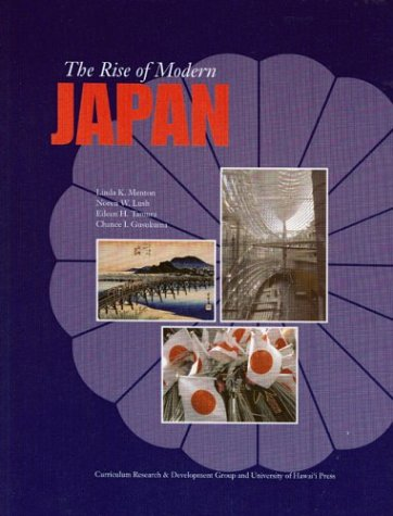 Rise of the Modern Japan 9780824825317