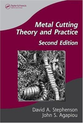 Metal Cutting Theory and Practice 9780824758882