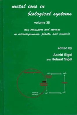 Metal Ions in Biological Systems 9780824799847