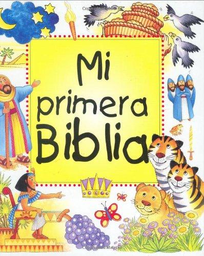 Mi Primera Biblia 9780825413834