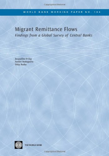Migrant Remittance Flows: Findings from a Global Survey of Central Banks 9780821383605