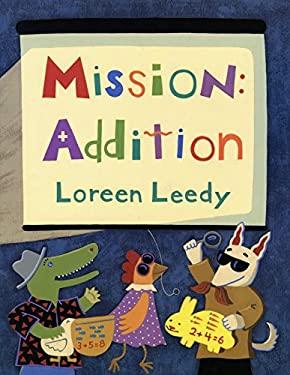 Mission: Addition 9780823414123