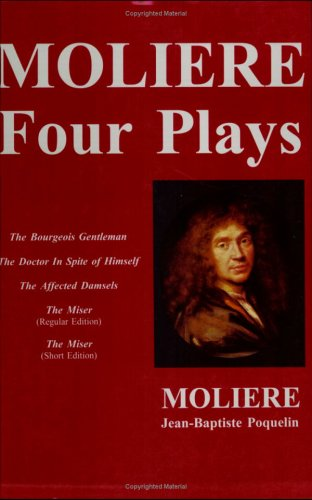 Moliere, Four Plays 9780828320382