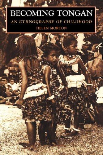 Morton: Becoming Tongan Paper 9780824817954