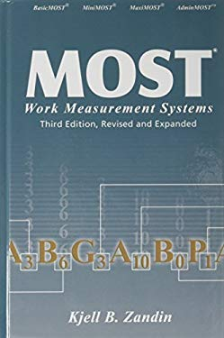 Most Work Measurement Systems, Third Edition, 9780824709532