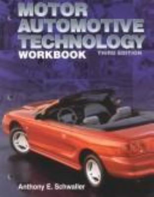 Motor Automotive Technology 9780827383777