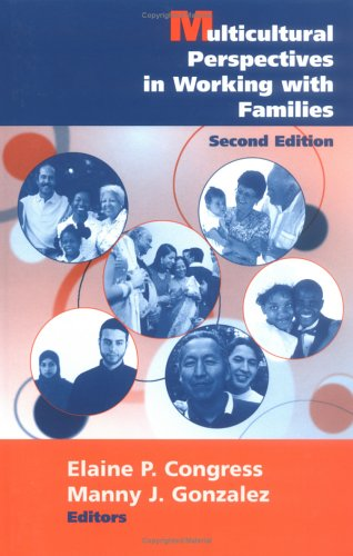 Multicultural Perspectives in Working with Families 9780826131454