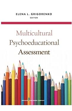 Multicultural Psychoeducational Assessment 9780826101013