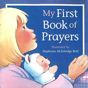 My First Book of Prayers 9780824955700