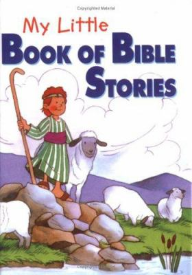 My Little Book of Bible Stories 9780825472787