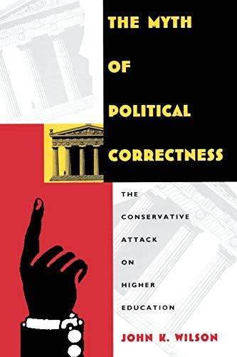Myth of Pol Correctness-PB 9780822317135