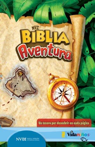 Biblia Aventura-NVI 9780829750348