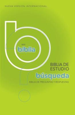 NVI Biblia de Estudio La B Squeda 9780829739268