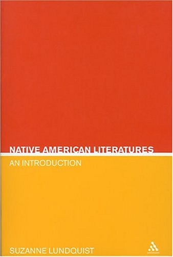 Native American Literatures: An Introduction 9780826415998