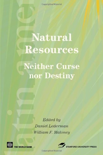 Natural Resources: Neither Curse Nor Destiny