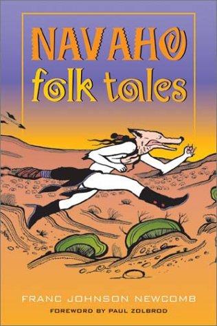 Navaho Folk Tales 9780826312310