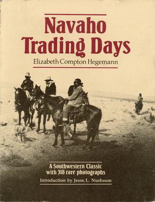 Navaho Trading Days 9780826309402