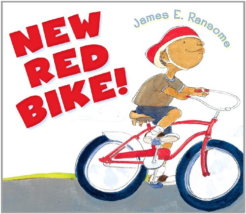 New Red Bike! 9780823422265