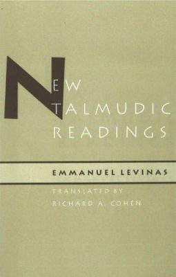New Talmudic Readings 9780820702971