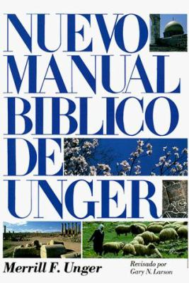New Unger's Bible Handbook 9780825417795