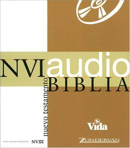 NVI Nuevo Testamento Audio Unabridged CD = New Testament-Nu 9780829742374