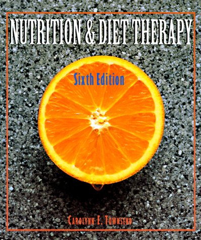 Nutrition & Diet Therapy 9780827357457