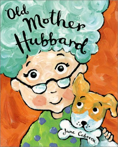 Old Mother Hubbard 9780823416592