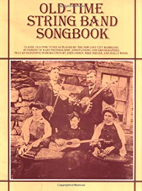 Old-Time String Band Songbook 9780825601798