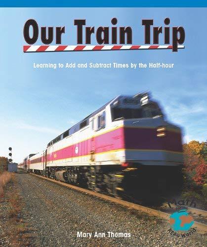 Our Train Trip 9780823988495