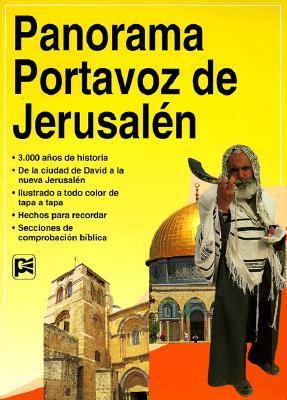 Panorama Portavoz de Jerusalen 9780825410529