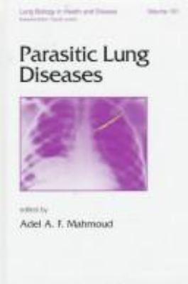 Parasitic Lung Diseases 9780824797225