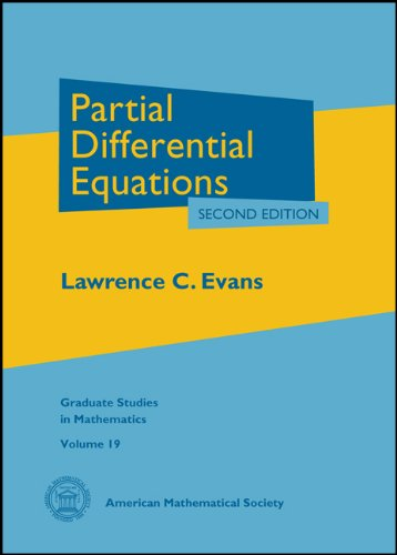 Partial Differential Equations 9780821849743