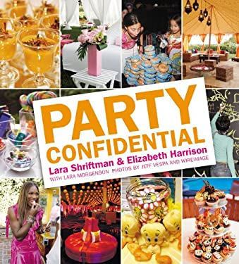 Party Confidential 9780821257807