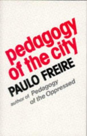 Pedagogy of the City 9780826406125