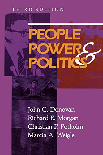 People, Power and Politics: An Introduction to Political Science