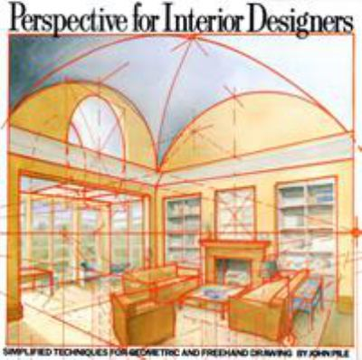 Perspective for Interior Designers 9780823040087