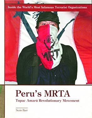 Peru's MRTA: Tupac Amaru Revolutionary Movement 9780823938247