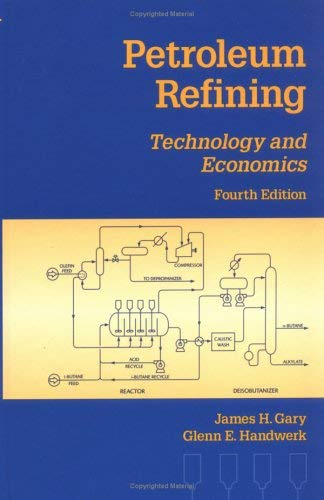 Petroleum Refining 9780824704827