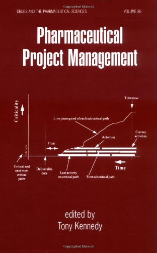 Pharmaceutical Project Management 9780824701116
