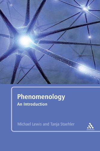 Phenomenology: An Introduction 9780826439994