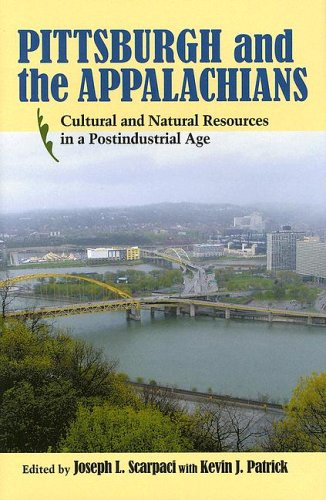 Pittsburgh and the Appalachians: Cultural and Natural Resources in a Postindustrial Age 9780822942825