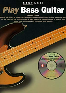 Play Bass Guitar [With CD (Audio)] 9780825615924