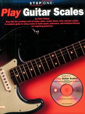 Play Guitar Scales [With CD (Audio)] 9780825615900