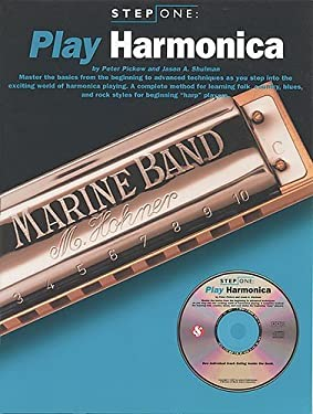 Play Harmonica [With CD and DVD] 9780825615948