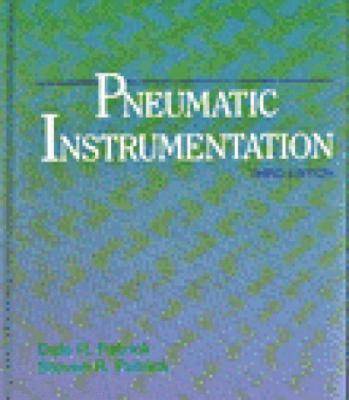 Pneumatic Instrumentation 9780827354821