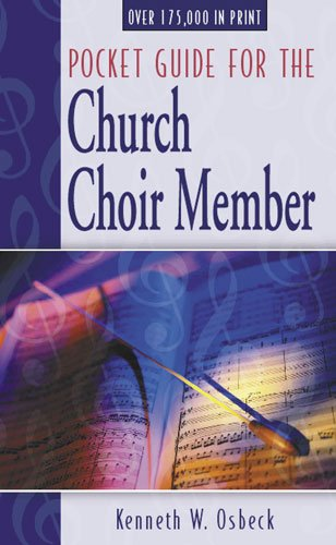 Pocket Guide for the Church Choir Member 9780825434082