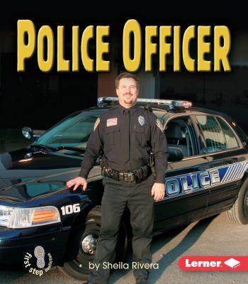 Police Officer 9780822553595