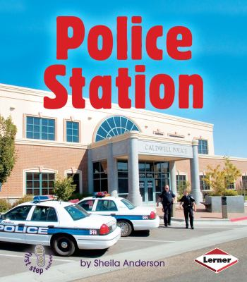 Police Station 9780822588429