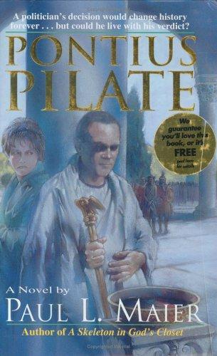 Pontius Pilate 9780825432613