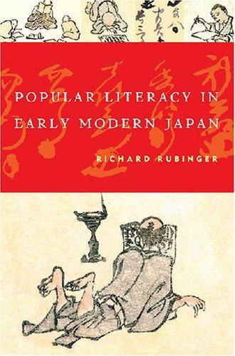 Popular Literacy in Early Modern Japan 9780824830267
